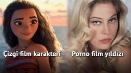 Disney porno yıldızıyla benzerlikten çizgi filmin adını değiştirdi
