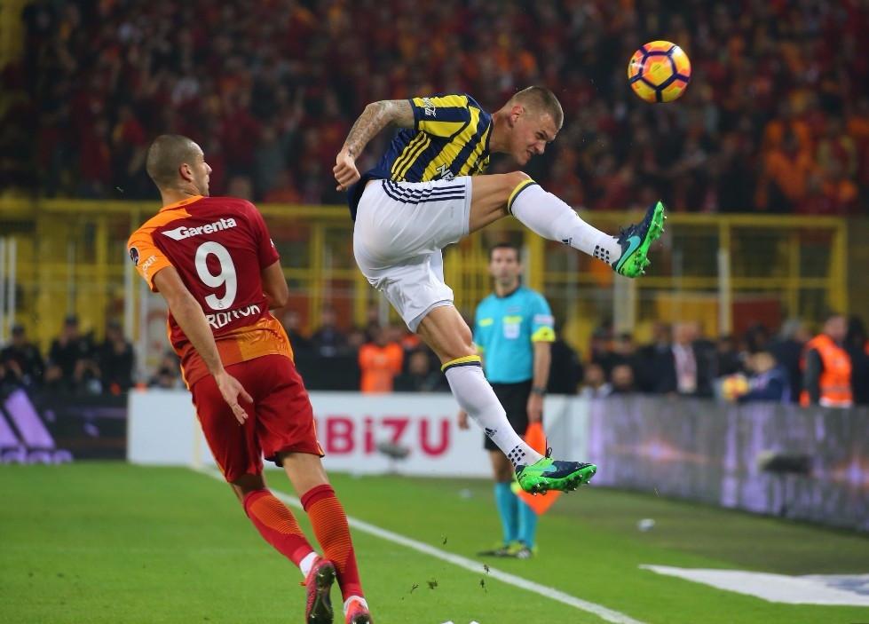Fenerbahçe - Galatasaray maçından notlar