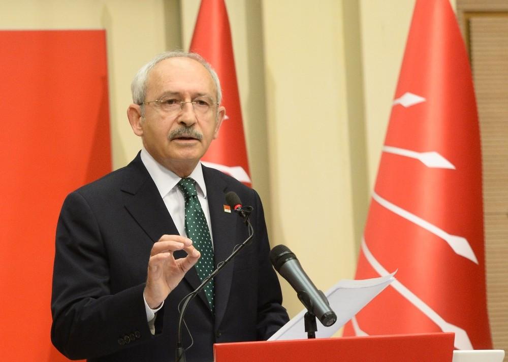 CHP bildirisi yayınlandı! Zehir zemberek Cumhuriyet ve HDP açıklaması!