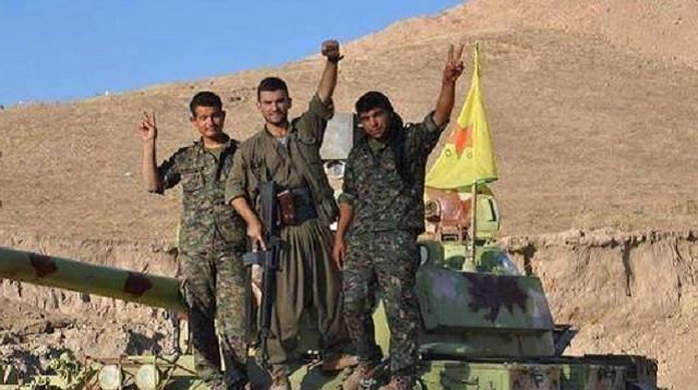 ABD Dışişleri Sözcüsü Kirby: YPG'yi terörist örgüt olarak görmüyoruz ve desteklemeyi sürdüreceğiz