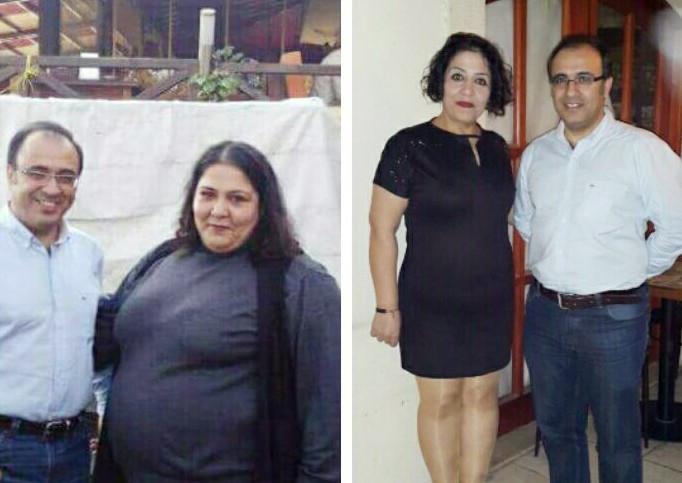 168 kiloluk Muhsine, bir yılda 84 kilo nasıl zayıfladı?