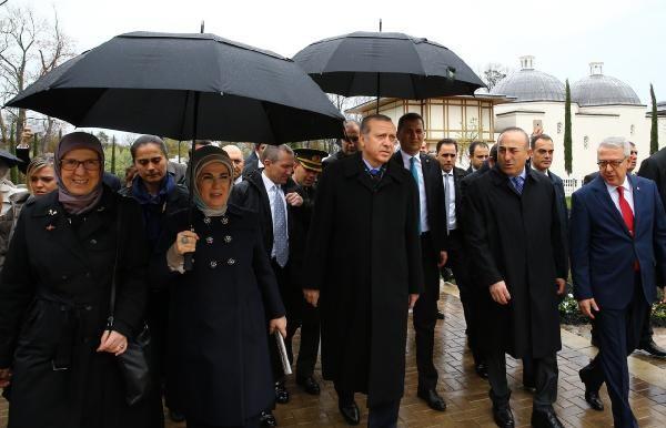 Erdoğan: 11 Eylül'de bir avuç teröristin Amerika'ya yaşattığı acılar Müslümanlara fatura edilemez