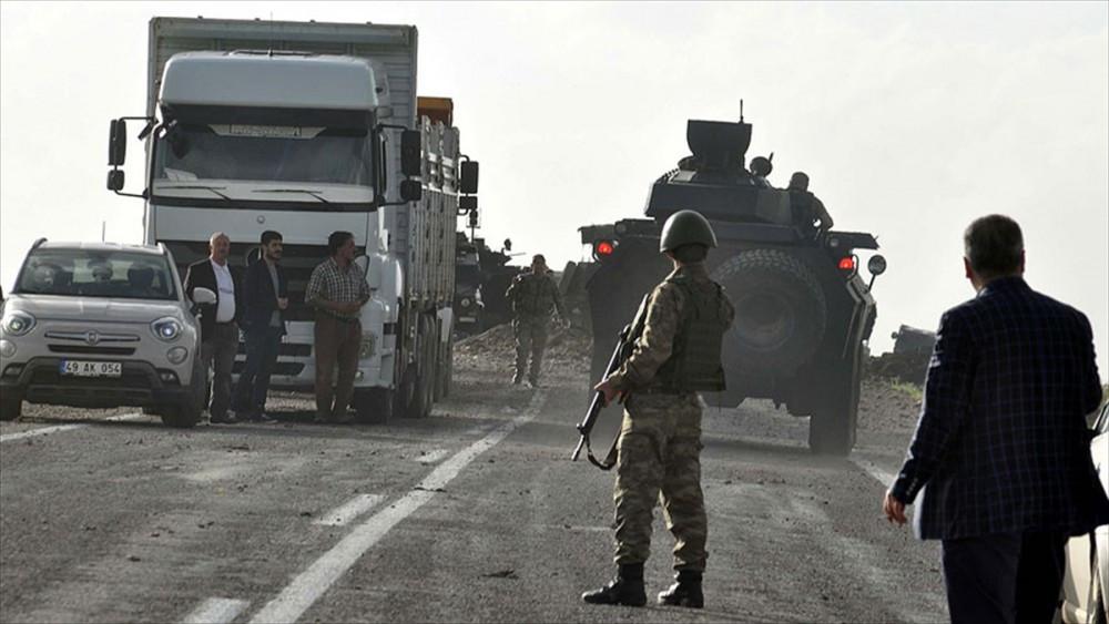 Muş'ta terör saldırısı: 1 şehit, 2 polis yaralı