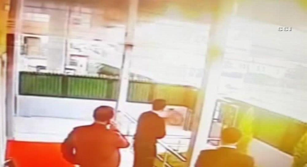 7 polisin şehit olduğu hain saldırı böyle görüntülendi