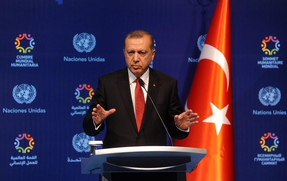 Erdoğan: Bize kriter dayatmasınlar, burası Türkiye