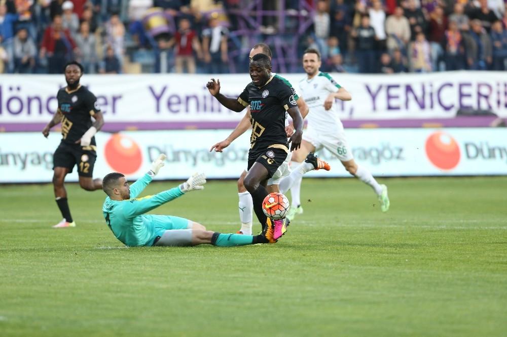 Ankara'da gol düellosu: 3-3