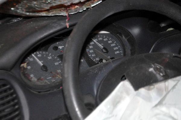Manisa'da aşırı hız, can alıyordu: 4 yaralı