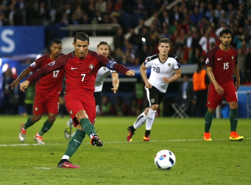 Portekiz  Avusturya maçı golsüz bitti