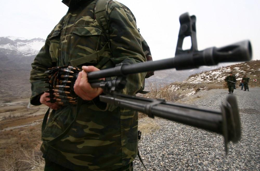 Şemdinli'de PKK'lılar karakola saldırdı