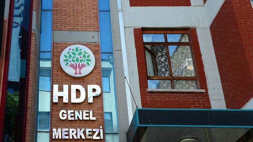 HDP'den orman yangını özrü