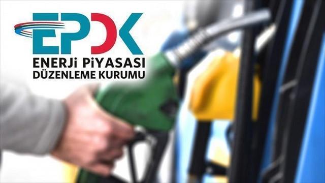 EPDK'dan 20 akaryakıt şirketine 7,4 milyon liralık ceza!