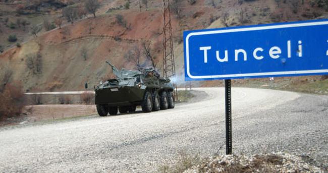 Tunceli'de PKK'yı bombalamayan pilotlar FETÖ'cü çıktı