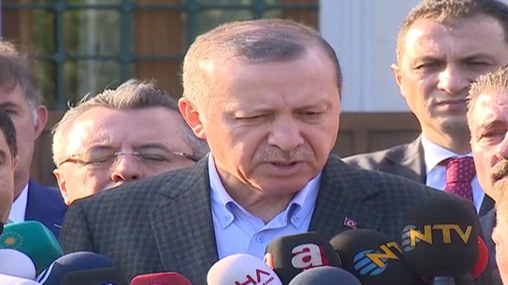 Erdoğan'dan kayyum yorumu: Geç kalınmış bir adım