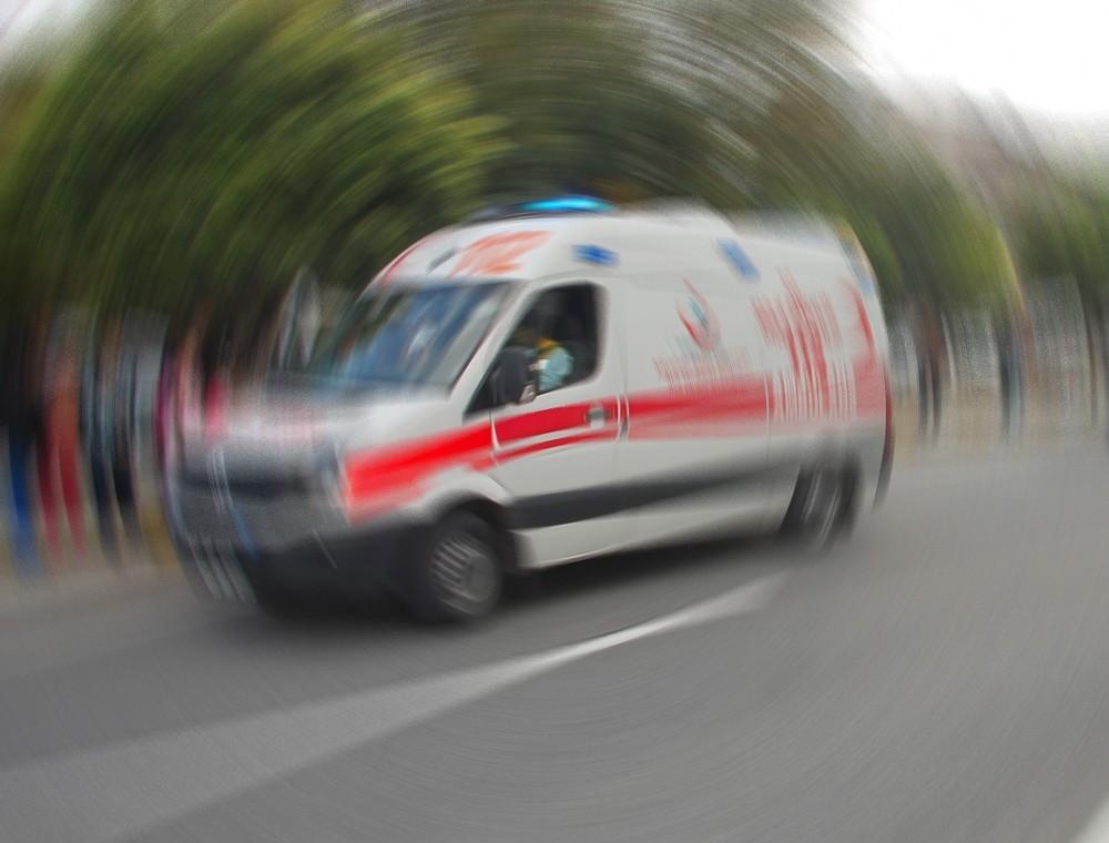 Son dakika: Zırhlı aracın geçişi sırasında patlama