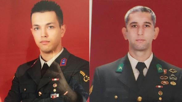 Fırat Kalkanı Harekatında iki kayıp askerden acı haber