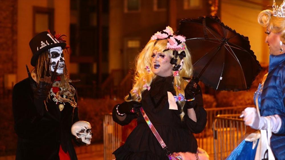Chicago ve New York'ta 'Cadılar Bayramı' yürüyüşü yapıldı