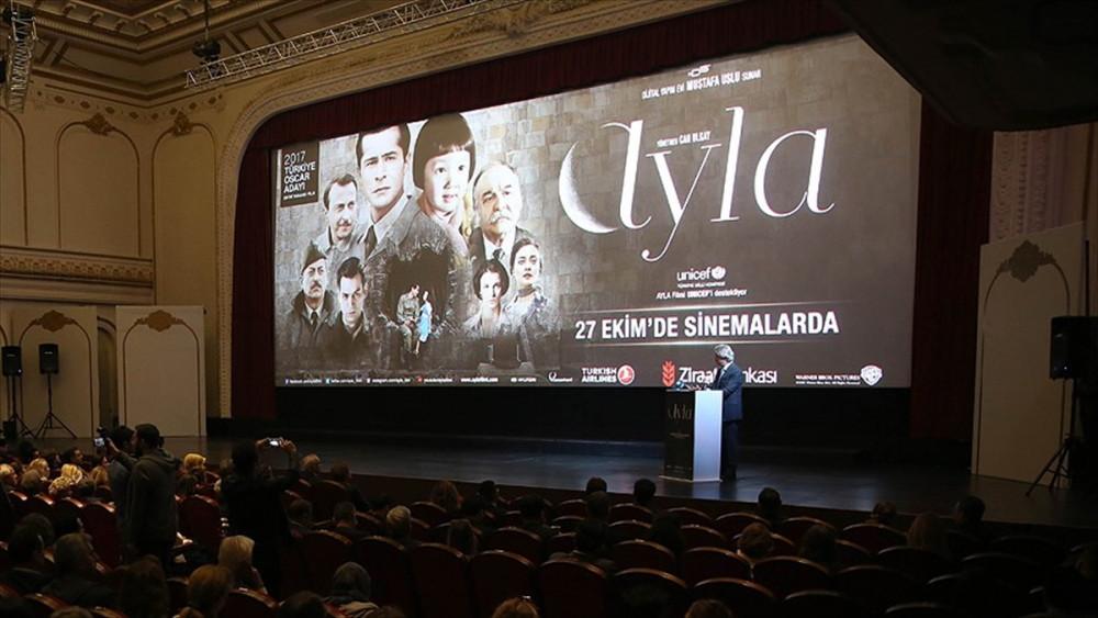 Oscar adayı Ayla filmini yaklaşık 2 milyon kişi seyretti