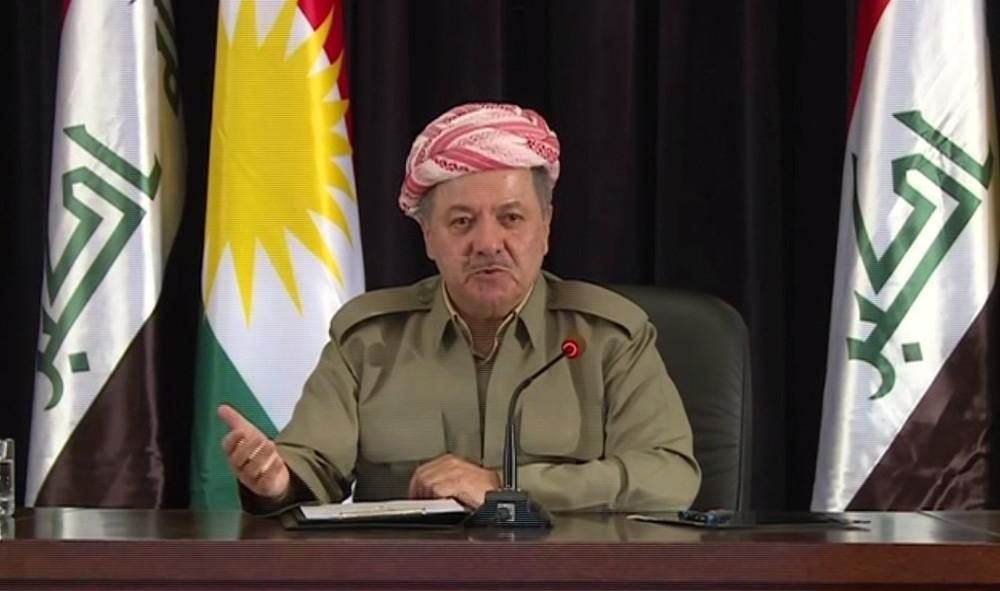 Son dakika: Barzani pes etti! Bağımsız devlet hayalinden vazgeçti