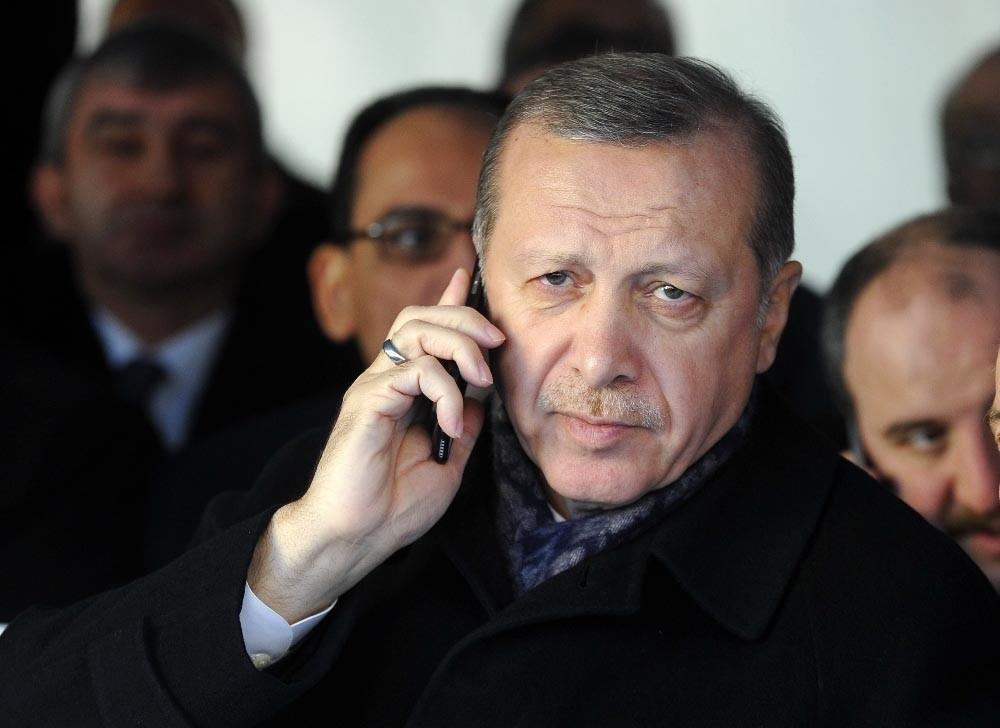 Erdoğan Suudi Kralı Selman Bin Abdulaziz Al Suud'la görüştü