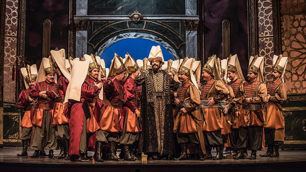 IV. Murat operası 8 yıl sonra Ankara izleyicisiyle buluşacak
