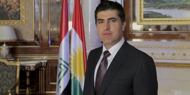 Neçirvan Barzani: Türkiye dahil bütün ülkelerle çözüm için görüşmek istiyoruz