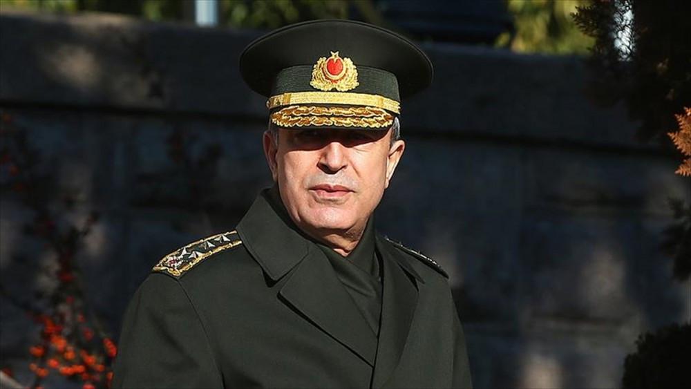 Orgeneral Akar Gaziantep ve Kilis'te birlikleri denetledi