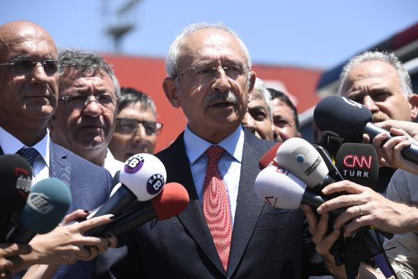 Kılıçdaroğlu: Adalet ağır yürür, az yürür ama mutlaka hedefine varır