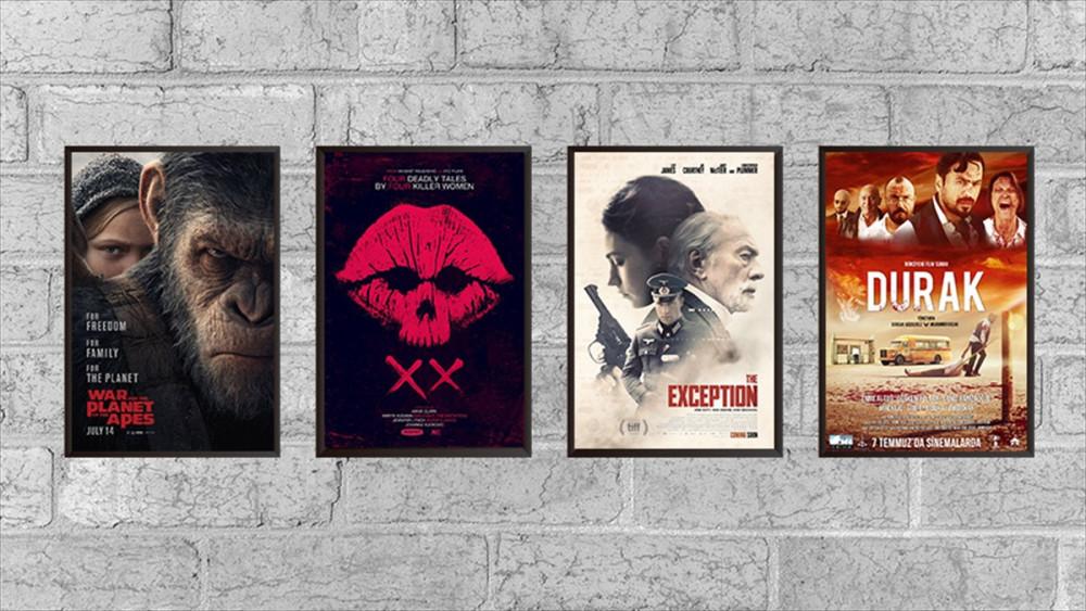 Bu hafta vizyona girecek olan filmler: 2'si yerli 9 film geliyor