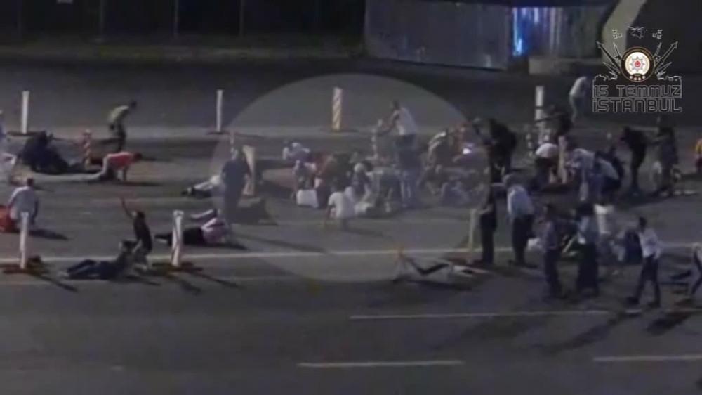 15 Temmuz gecesi Mustafa Çalışkan'ın koruması böyle şehit düştü