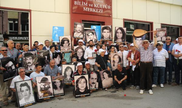 Sivas olaylarının kurbanları 24'üncü yıldönümünde anıldı