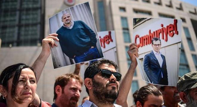Cumhuriyet Gazetesi davasında tutuklu sanıkların savunmaları tamamlandı