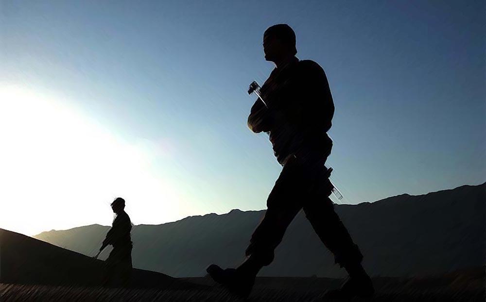 Tunceli'de jandarma komutanlığına taciz ateşi