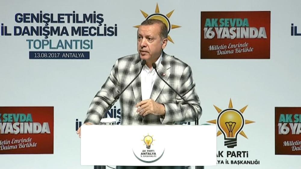 Şehit Eren Bülbül'ün annesi Erdoğan'a bakın ne demiş!