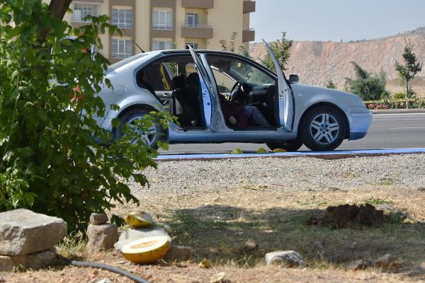 Konya'da kavun kestiği bıçakla sevgilisini öldüren muhtar intihara kalkıştı