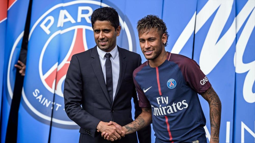 Neymar: Harika bir şehirde, mükemmel bir kulübe geldim