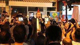 Erdoğan Rize'de hemşehrilerine sitem etti! Neden Güneysu birinci olmadı?