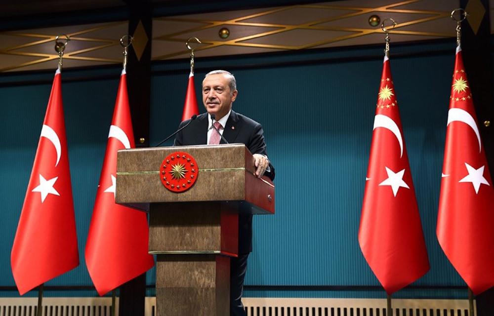 Cumhurbaşkanı Erdoğan: Temel unsur eğitimdir