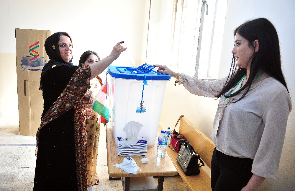 ABD'nin Bağdat Büyükelçisi: Referandum bağlayıcı değil