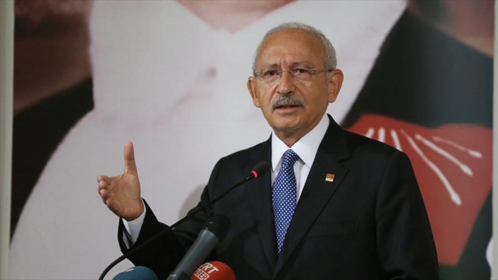Kılıçdaroğlu: Bahçeli'nin başkan yardımcılığına şaşırmam