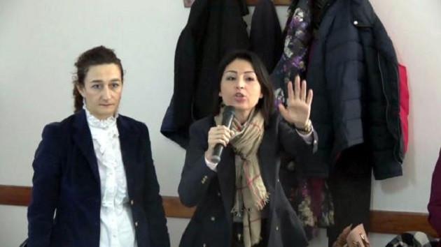Silivri'de köylüleri azarlayan görevli açığa alındı