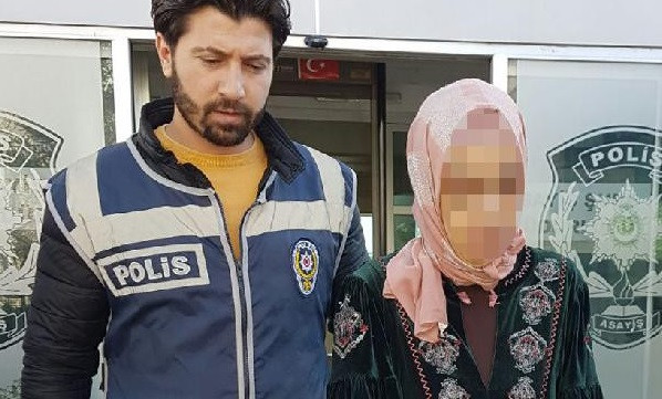 Antalya'da kıyafet çalan İsrailli kadın gözaltına alındı