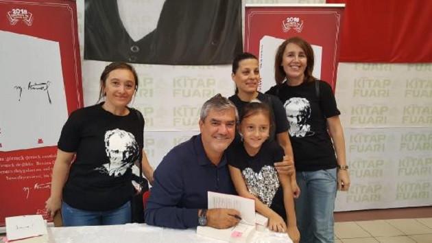 Eskişehir ve Edirne'de Mustafa Kemal coşkusu