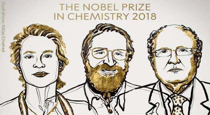 Nobel Kimya Ödülleri belli oldu: Bu yıl onur biyokimyacılara