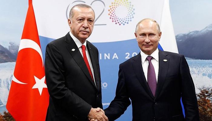 Erdoğan: Hayati konularda görüşme fırsatımız oldu