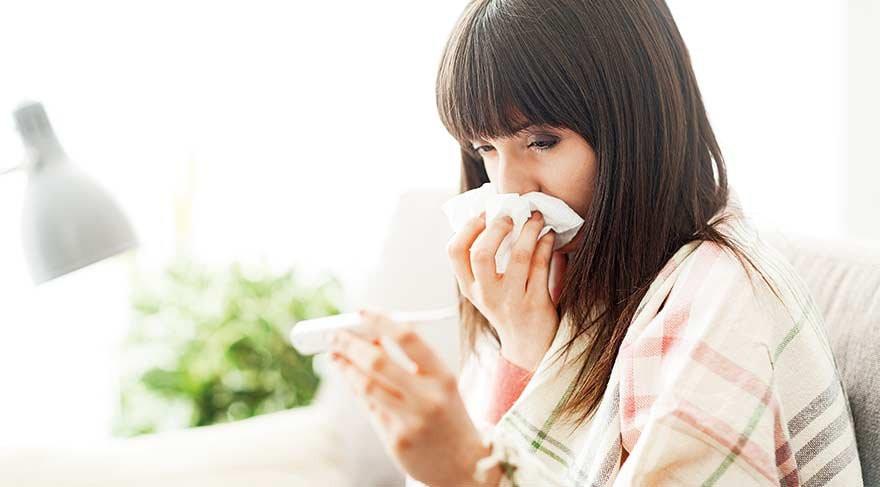 Grip ve soğuk algınlığı farklı şeyler karıştırmayın