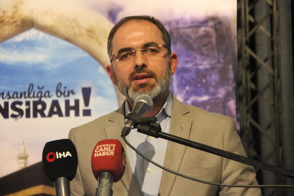 Milli Görüş yılbaşı gecesi Mekke'nin Fethini kutladı