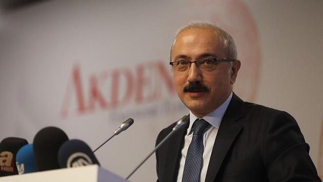 Kalkınma Bakanı Elvan: Dijital dönüşümü sağlamamız gerekiyor