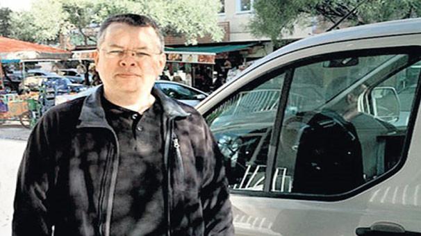 Son dakika: FETÖ'den tutuklu ABD'li rahip Andrew Craig Brunson hakkında flaş karar