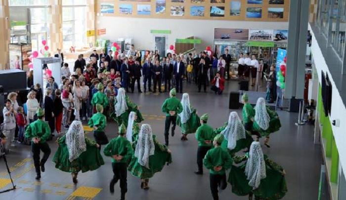 Rusya'ya bağlı Tataristan'dan Dalaman'a ilk uçak seferi düzenlendi