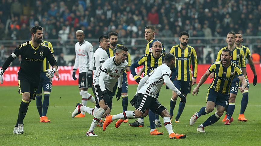 Kartal sahaya çıkmadı: Fenerbahçe Beşiktaş maçı iptal edildi